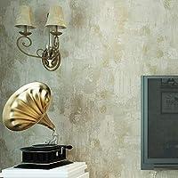 Zcxbhd ノスタルジックな 3Dステレオ 精度 壁紙 不織布 ステッカー にとって 寝室 テレビ 背景壁 装飾 0.53×10m /ロール (色 : B)
