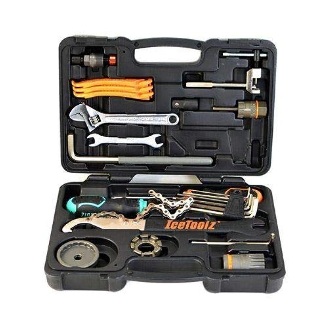 恐ろしいです穿孔する破壊するIceToolz Essence Tool Kit - 82F4#TB2118-self