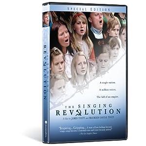 Singing Revolution [DVD] [Import]