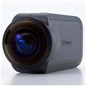 ENTANIYA コンパクトデジタルカメラ 超広角魚眼レンズ一体型カメラ Entapano 2
