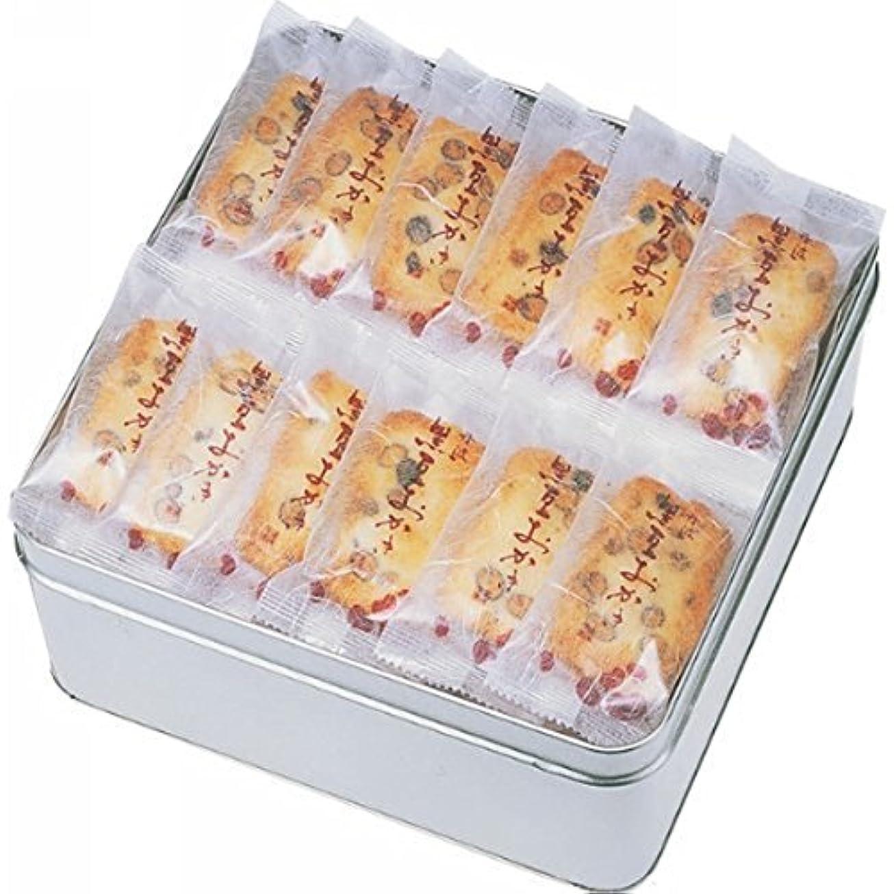 章納得させる条約植垣米菓株式会社 56枚丹波黒豆おかき 56枚入り