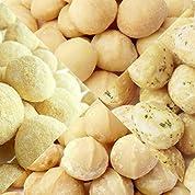 マカダミアナッツ 大粒(ホール) ロースト 4点セット 無塩 塩味 ガーリック味 ハニー 50g×4袋
