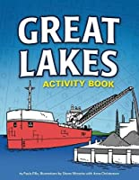 Great Lakes Activity Book (Color and Learn)
