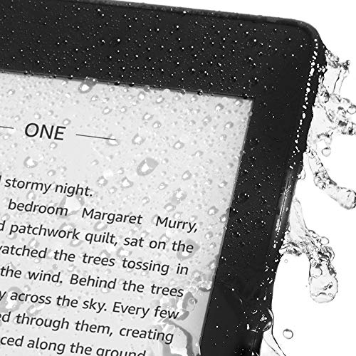 Kindle Paperwhite – Now Waterproof with more than 2x the Storage, Free 4G LTE + Wi-Fi (32GB)