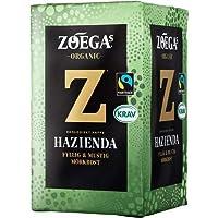 Zoegas Hazienda – Organic Dark Roast Coffee 450g