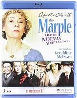 Agatha Christie's Miss Marple Adaptations - Season 1 (4 Films) - 2-Disc Set ( Marple: The Murder at the Vicarage / Marple: 4:50 from Paddington (Marple: What Mrs. [ Blu-Ray Reg.A/B/C Import - Spain ]【DVD】 [並行輸入品]