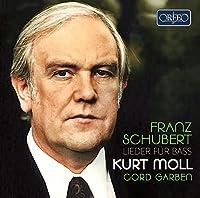 死と乙女~クルト・モル/シューベルト歌曲集  (Schubert, Franz: Lieder fur Bass)