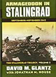 Armageddon in Stalingrad: September-November 1942 (Modern War Studies, The Stalingrad Trilogy, volume 2)