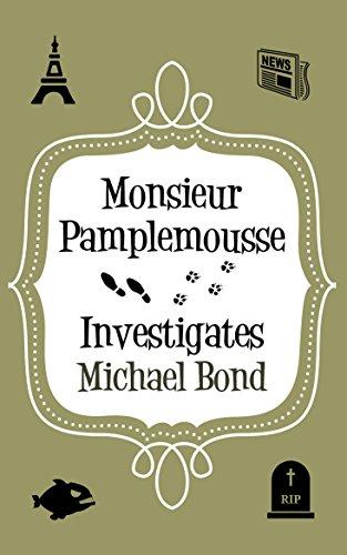 Monsieur Pamplemousse Investigatesの詳細を見る