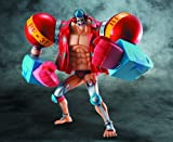 Megahouse One Piece P.O.P Sailing Again Maximum Armored Franky Ex Model Figure by Megahouse