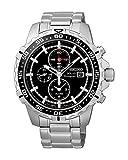 SEIKO (セイコー) 腕時計 海外モデル SSC299P1 ソーラークロノ メンズ[逆輸入品]