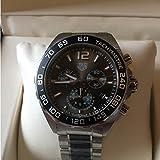 Best タグ・ホイヤーメンズ時計ブランド - 新品未使用 タグホイヤー フォーミュラ1 メンズ 腕時計 Review