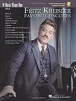 Kreisler Favorite Encores (Music Minus One (Numbered))