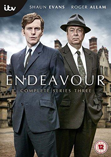 Endeavour Series3 新米刑事モース~オックス...