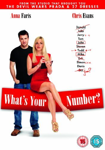 What's Your Number? (DVD) by Anna Faris