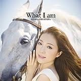 What I am -未来の私へ-♪平原綾香のCDジャケット