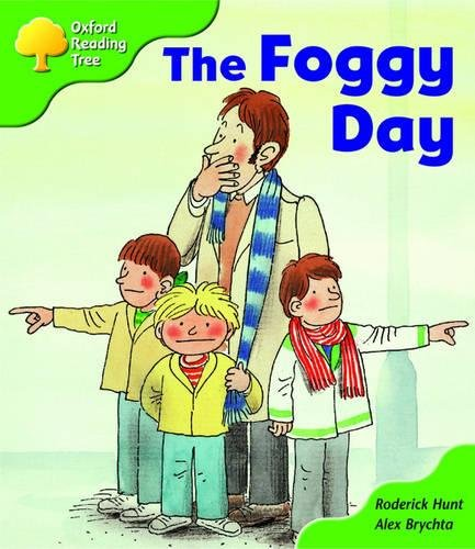 Oxford Reading Tree: Stage 2: More Storybooks: the Foggy Day: pack Bの詳細を見る