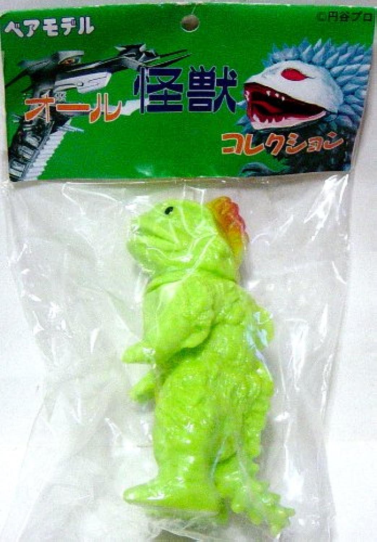 ベアモデル オール怪獣コレクション ミニサイズ 海獣 ゲスラ