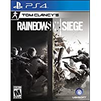 Tom Clancy's Rainbow Six Siege(輸入版:北米) - PS4