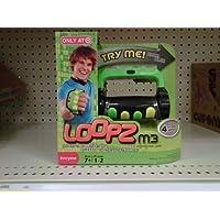 Loopz M3 Handheld Music Memory Game - Exclusive Green Edition [並行輸入品]