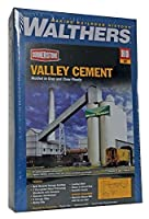 Walthers Cornerstone Valley Cement Plant [並行輸入品]
