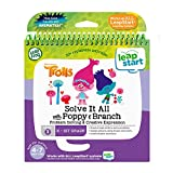 LeapFrog LeapStart 3D Disney Pixar Pals Math in Action Book, Great Gift For Kids, Toddlers, Toy for Boys and Girls, Ages 4, 5, 6, 7