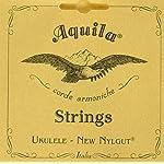 AQUILA コンサートウクレレ用, Low-G, バラ弦(4弦、巻線) AQ-LOW-G/C9U