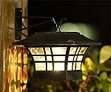 ソーラーLED 防水 高品質  グレード 防水 省エネ エコ 屋外 室内 長寿命 高耐久性 節約 コスパ 自動 ステンレス 鋼 無錆 街灯 ナイトライト 壁掛けライト 門灯 提灯