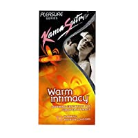 Kamasutra 12pc Pack Condoms - Warm Intimacy Condoms - Warming Sensations for Greater Intimacy - Naked & Discreet Pack (Ship from India)