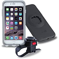 Tigra Sport MountCase 2 Bike Kit for iPhone 6 Plus / 6S Plus with RainGuard Rubberized by Tigra Sport