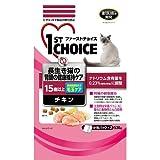 ファーストチョイス 高齢猫 15歳以上 長生き猫の腎臓の健康維持 チキン 530g ペット用品 猫用食品(フード・おやつ) プレミアム・キャットフード [並行輸入品]