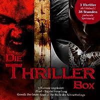 Die Thriller Box. 3 Romane. 38