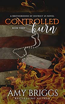 Controlled Burn (The Brotherhood of District 23) by [Briggs, Amy]