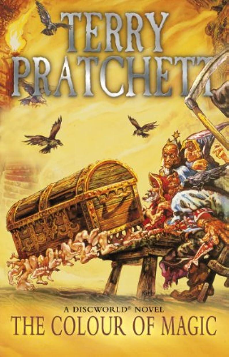 The Colour Of Magic: (Discworld Novel 1) (Discworld series) (English Edition)