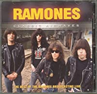 RAMONES - CLASSIC AIRWAVES - CD ALBUM BEST OF RAMONES BROADCASTING LIVE CD NEW AND SEALED [UK Import]