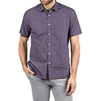 Blazer Men's Jayce Short Sleeve Check Shirt