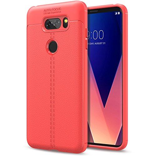 LG V30 ケース - ATiC LG V30+ L-01K/LG isai V30+ LGV35用 PU