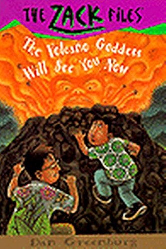 Zack Files 09: the Volcano Goddess Will See You Now (The Zack Files)の詳細を見る