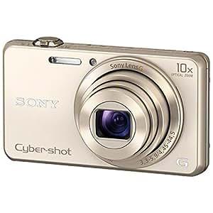 SONY デジタルカメラ Cyber-shot WX220 光学10倍 ゴールド DSC-WX220-N