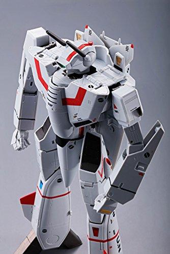 DX超合金 超時空要塞マクロス VF-1J バルキリー(一条輝機)(初回限定版) 約300mm(ファイター時) ABS&ダイキャスト&PVC製 塗装済み可動フィギュア
