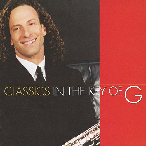 クラシックス~キー・オブ・ケニー・G(期間生産限定盤) CDジャケット
