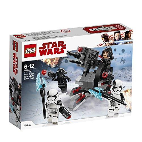 レゴ(LEGO) スター・ウォーズ ファースト・オーダー・スペシャリスト バトルパック 75197