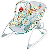 Bright Starts ブライトスターツ ロッカー くまのプーさん™・ハッピーアズキャンビー・ロッカー 0ヶ月~ (10988) by Kids II
