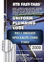 Uniform Plumbing Code BTB Fast Tabs [並行輸入品]