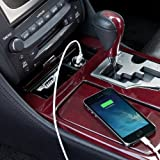 SANWA SUPPLY USBカーチャージャー CAR-CHR68U