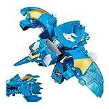 騎士竜戦隊リュウソウジャー 騎士竜シリーズ11 竜装変形 DXヨクリュウオー 画像