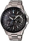 [カシオ]CASIO 腕時計 オシアナス GPSハイブリッド電波ソーラー OCW-G1000DB-1AJF メンズ