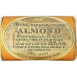 Saponerire Fissi レトロシリーズ Bar Soap バーソープ 300g Almond アーモンドオイル