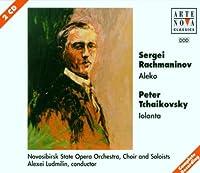 Rachmaninov/Tchaikovsky;Al