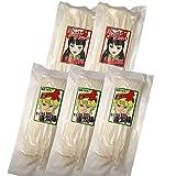 【小松屋 麺BOX】 讃岐うどん 男極太&女美細10人前セット 極太麺250g×3袋(6人前) 細麺250g×2袋(4人前)